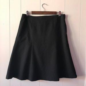 GAP Skirt, Black Skirt, Black Midi Skirt, GAP